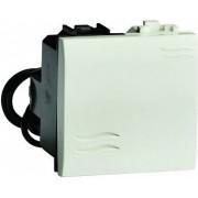 DKC (ДКС) Выключатель DKC (ДКС) Brava 76002BL Белый