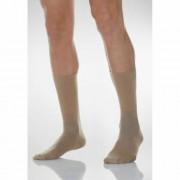 Relaxsan gumírozás nélküli ezüstszálas bokazokni cukorbetegeknek is (X-Static, 550), bézs, 2