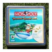 Hasbro Monopoly Tropical Tycoon Dvd Game