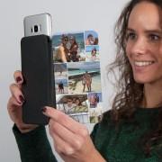 YourSurprise Flip telefoonhoesje met foto - L
