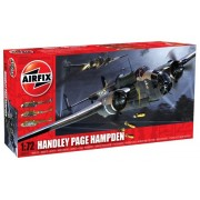 Airfix Kit constructie avion Handley Page Hampden