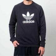 adidas Originals Trefoil Crewneck Black