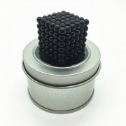 39.95 Neocube (216 balls,5mm) Svart