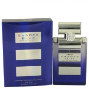 Armaf Shades Blue Eau De Toilette Spray 3.4 oz / 100.55 mL Men's Fragrances 538349