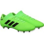 ADIDAS NEMEZIZ MESSI 18.3 FG Football Shoes For Men(Green)