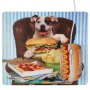 La Chaise Longue USB Muis en muismat Hot Dog
