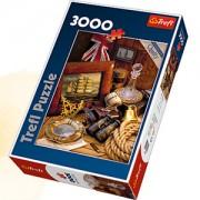 Trefl Puzzle Slagalica Sea story 3000 kom (33043)