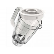 Philips Glass Jar For Blender White (996510072123)