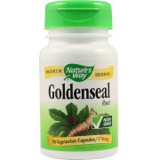 Goldenseal 570mg - Nature's Way Longeviv.ro