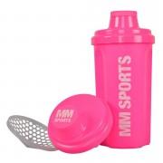 MM Sports Hardcore Shaker, 700 ml, Pink - Träningstillbehör