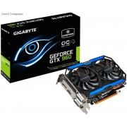 Gigabyte NVIDIA GeForce GTX 960 OC Edition 2Gb/2048mb DDR5 128bit Graphics Card