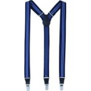 Alvaro Y- Back Suspenders for Men(Blue)