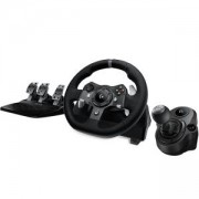 Волан Logitech Driving Force G920 FOR XBOX ONE AND PC+Скоростен лост, Logitech Shifter for Driving Force G29