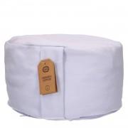 Dille&Kamille Housse pour pouf, coton bio, gris