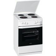 Gorenje Готварска печка Gorenje E67106BW, Обем 65 л, Клас А+, Бял