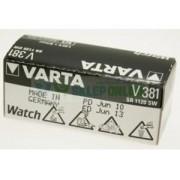 Bateria 381 Varta 1.55V 11.6x2.05mm