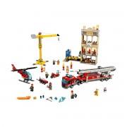 Lego City Bombeiros combatem o fogo no centro da cidade, 60216Multicolor- TAMANHO ÚNICO