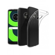 Capa Bolsa em Gel Ultra Fina para Lenovo Moto G6 Plus