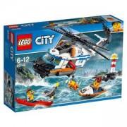 Конструктор ЛЕГО СИТИ - Тежкотоварен спасителен хеликоптер, LEGO City, 60166