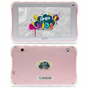 """Tablet GHIA Kids 7"""" TODDLER 1GB 8GB 2CAM WIFI Android 8.1 Rosa GTAB718ROS"""