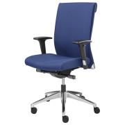 Bureaustoel Mark - blauw