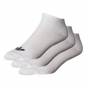 Calcetines Fitness Adidas Trefoil Liner 39-42 Blanco