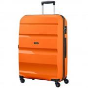 American Tourister Trolley Grande Rigido 4 Ruote 75cm - Bon Air Tangerine Orange