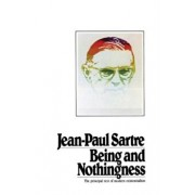 Being and Nothingness, Paperback/Jean-Paul Sartre
