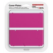 Carcasa Nintendo Official Cover Plate For New 3Ds Pink Nintendo 3Ds