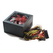 Hkc V-Power 550 Watt Atx Power Supply Pfc + 120Mm Fan