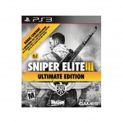 Sniper Elite Iii Ultimate Edition PlayStation 3