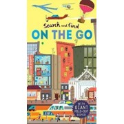 Book - Search and Find On the Go, Hardcover/Libby Walden