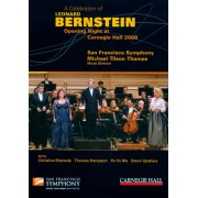 A Celebration of Leonard Bernstein: Opening Night at Carnegie Hall 2008 [DVD] [2008]