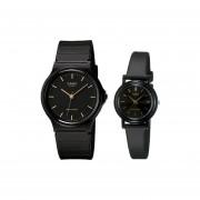 Set de Dos Relojes Casio Mq-24-1e &LQ-139E-1A-Negro