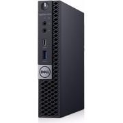 Dell Optiplex 7070 MFF PC, i5-9500T 2.2GHz, 8GB RAM, 256GB SSD, Intel HD graphics, Win 10 Pro