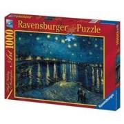 Puzzle Ravensburger Van Gogh Starry Night Over The Rhone 1000Pcs