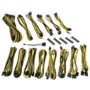 Kit cabluri modulare BitFenix Alchemy 2.0 CMR-Series Black/Yellow