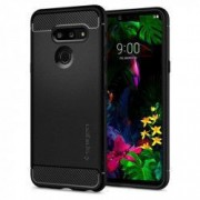 Carcasa Spigen Rugged Armor LG G8 ThinQ Black