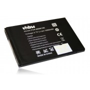Batterie Li-Ion 1200mah Pour Htc Z, A7272, Vision, Bb96100, Pc10100, 7 Mozart, F5151, T-Mobile G2, T8698, Mozart Remplace Ba S450, Bb96100