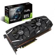 ASUS GeForce RTX 2080 Ti Dual (11GB GDDR6/PCI Express 3.0/1350MHz-1560MHz/1