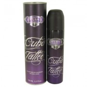 Cuba Tattoo For Women By Fragluxe Eau De Parfum Spray 3.4 Oz