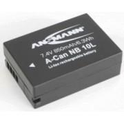 Ansmann A-CAN NB 10L batteria ricaricabile Ioni di Litio 850 mAh 7,4 V