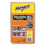 Lépésálló takarófólia, 4x5 m, 30 mikron, HEWA (KHT293)