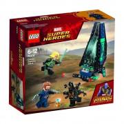 LEGO Marvel Super Heroes - Outrider Dropship támadás (76101)