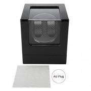 Rotekt Caja para Reloj mecánico automático, Soporte para Reloj de Pulsera para visualización y Almacenamiento