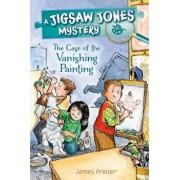 Jigsaw Jones: The Case of the Vanishing Painting, Paperback/James Preller