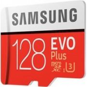 Samsung EVO Plus 128 GB MicroSDXC Class 10 100 MB/s Memory Card