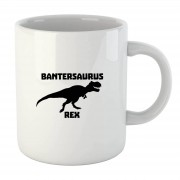 The Dinosaur Collection Bantersaurus Rex mok