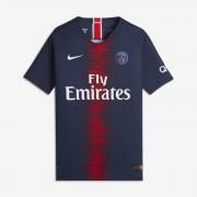 Maillot de football 2018/19 Paris Saint-Germain Vapor Match Home pour Enfant plus âgé - Bleu