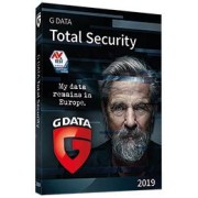 G DATA SOFTWARE AG G DATA TOTAL SECURITY 2019 - 4 PC, 24 Mesi